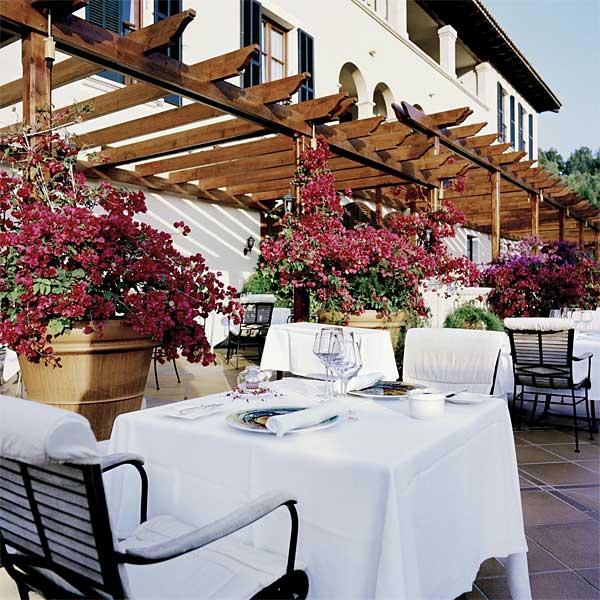 Terrasse Restaurant Plat d'Or