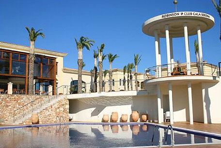 Club-Urlaub im Robinson Club Mallorca